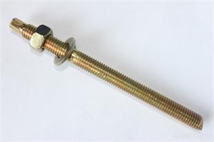 专业生产化学锚栓 12*160 16*190