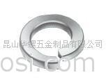 弹簧垫圈  DIN127  GB93