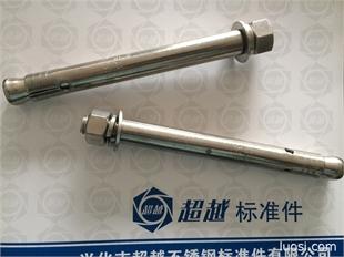 供应316不锈钢 膨胀螺丝