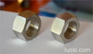 不锈钢水暖螺母 304水位螺母 六角淋浴龙头螺母螺帽 G3/4【厂家直销】