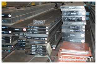 skd61钢棒材(顶针原料)SKD61模具钢板材