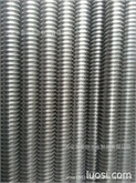 【优质供应】不锈钢T型牙牙条 各种材质特长牙条螺栓非标定做