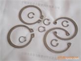 方腾专业GB893孔用挡圈, GB894轴用挡圈, GB896开口挡圈及非标冲压件