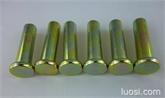 厂家生产扣件铆钉 8.533高品质半空心铆钉 镀彩锌扣件半空铆钉