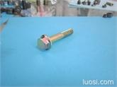 GB5789六角法兰面螺栓(镀彩锌)