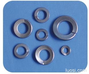 专业生产磷青铜鞍形弹簧垫圈