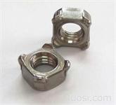 四方焊接 四角焊接螺母 螺帽