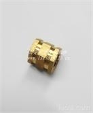 注塑螺母 预埋铜螺母 铜螺母 温州铜件厂家