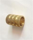 铜螺母 直纹铜螺母 预埋件 铜件加工 温州铜件厂家