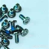 工头内梅花M3.3×1.6×3.5 CD纹 热 镀铬半周蓝色防松