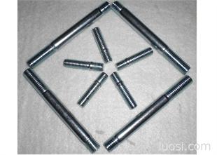 供应国标双头螺丝 化工用双头螺柱 各种标准件 紧固件双头螺栓螺丝