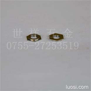 厂家直销、优质齐平螺母F-M3-1、F-832-2 专业制造精密五金件