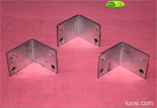 供应L型角铁 连接角铁 等边角铁 连接角码及各类冲压件