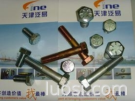 天津泛易供应五级八级英美制外六角螺栓
