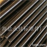 牙条 专业生产DIN975牙条螺杆丝杆M10