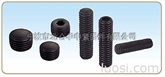 圆头Alloy steel Socket set screws oval point