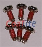 供应:家具铰链用螺丝——固特耐防松螺丝