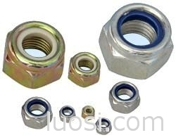 DIN 982 Nyloc Hex Nut