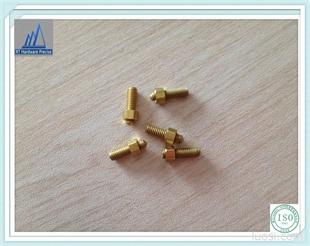 厂家现货低价供应 铜螺丝 通信螺丝