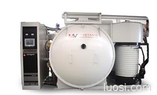 美国野马真空系统HMS系列卧式电阻蒸发多功能镀膜设备