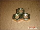 生产GB6172  薄型螺母