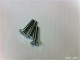 厂家大量现货供应M5*25平头十字螺丝 沉头十字螺丝 家具螺丝 非标异形螺丝