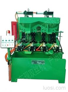 关供应气压式四轴法兰六角螺母攻丝机,方便好用,省时,省力,省人工