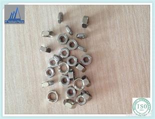 不锈钢六角螺母 铜螺母 细牙螺母