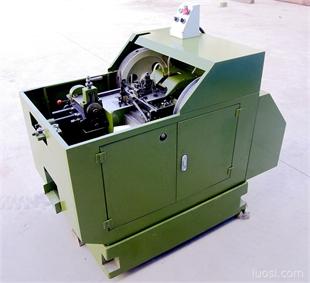 茂隆 USX-3H  高精度冷镦机 0#单轨螺丝打头机