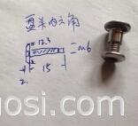 SCM435直径6.5mm