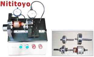 全自动激光偏心度测试仪、同心度测量仪、电机转子跳动测试仪