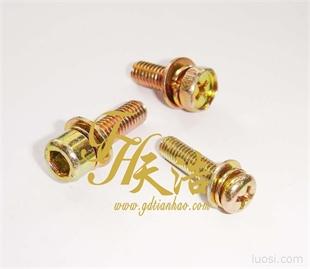 【天浩】超低价供应 十字盘头螺钉,组合螺丝 M5 全系列规格 库存量大 供应充足