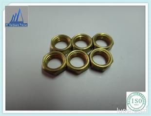 六角铜螺母