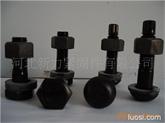 专业生产大六角头螺栓M27*90连接副