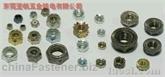 厂家直销M8左牙全金属自锁螺母现货供应