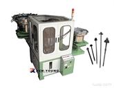 长钻尾螺丝与碗型/黏铁橡胶华司组合机