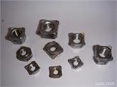 供应各类焊接螺母、四角焊接