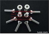 304不锈钢薄头内六角螺丝 矮头内六角螺丝钉 DIN7984薄圆柱头内六角螺钉M1.6-M12