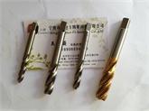 钢丝螺套专用丝锥, 螺纹护套十槽丝攻, 钢丝螺套螺旋丝攻ST2-ST27齐全