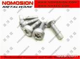 铝材质螺丝 M6*20 梅花孔铝螺丝   CM6x20铝合金螺丝 M6-1.0*20
