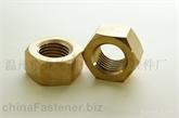 温州工厂专业生产铜螺母1000只批订。