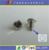 【专业非标件】304不锈钢三角牙螺丝