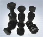 专业生产钢结构大六角头螺栓10.9S