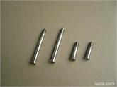 十字槽平头缩径机械牙螺丝(cm)