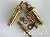 专业制造膨胀螺丝 ,膨胀钩 膨胀栓 电梯