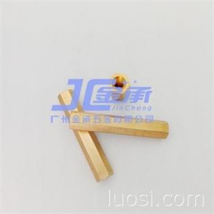 铜六角螺隔离柱
