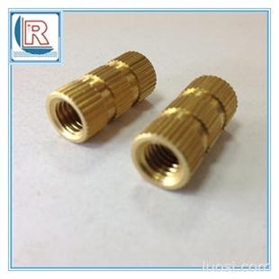 厂家供应优质细牙铜螺母