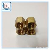 深圳铜螺母加工 m10铜螺母 铜螺母生产厂家