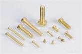 铜六角螺栓 铜螺丝 黄铜 六角 螺栓 DIN 933