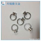 供应不锈钢吊环螺母 M10吊环螺母生产厂家